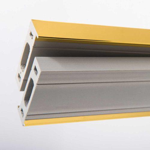Profili PVC espanso rigidi